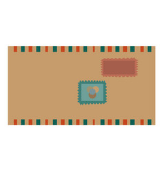 message envelope object vector image