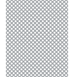 seamless background with dots vector image