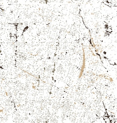 Seamless dirty rusty grunge texture background vector image