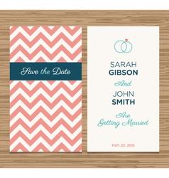 Wedding card pattern pink 02 vector