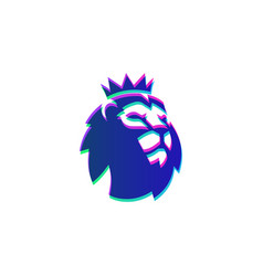 barclays epl official logo template icon symbol vector image