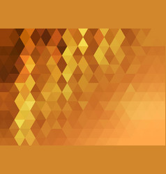 low poly abstract background vector image