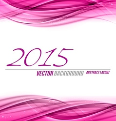 Purple Background 2015 vector image