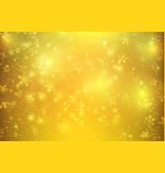 abstract background christmas snow flake vector image