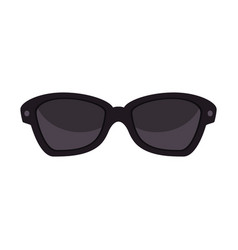 Fashion sunglasses accesorie vector
