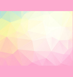 modern colored pastel background vector image