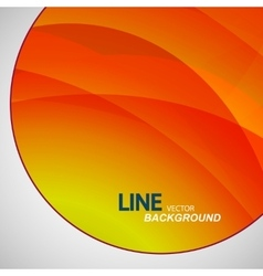 circle beautiful abstract pictures wave vector image