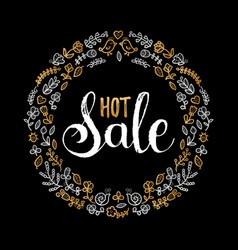 handwritten hot sale for vector image vector image