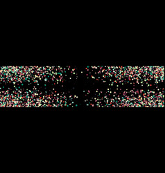 Colorful universe distribution computational vector