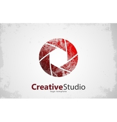 Creative studio logo design Camera logo Creative vector
