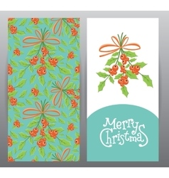 Element for New Year s design vector image