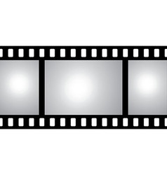 Film strip with space for your text or image vector