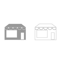 store it is icon vector image