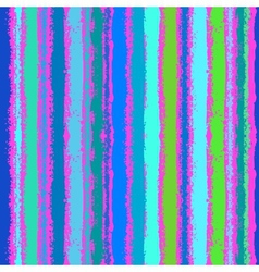Striped multicolor pattern with vertical lines vector image vector image