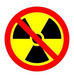 No nuclear symbol vector