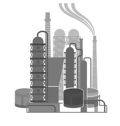 Oil Plant 05 A vector