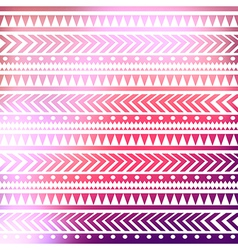 Seamless tribal texture Tribal pattern Ethnic te vector