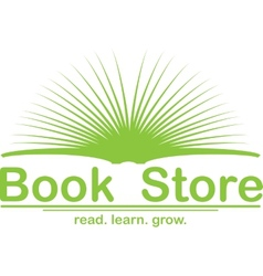 Book store vector image vector image