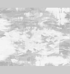 Gray grunge spotted halftone background vector