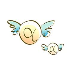 Icon Wing vector