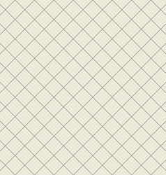 Seamless graph pattern Modern stylish texture vector image vector image