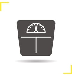 Scales icon vector image vector image