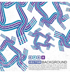 Creative background gramafon vector image vector image