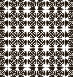 Designer Grille abstract pattern vector image