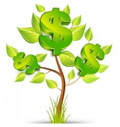 Dollar tree vector