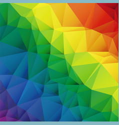 modern rainbow background vector image