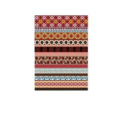 stripe pattern wallpaper series vector image