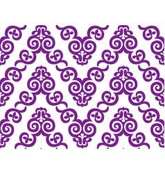 ulchi ornament vector image