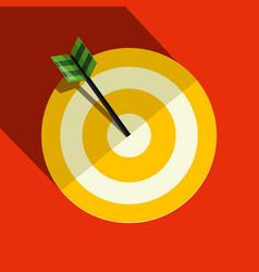 Paper target symbol vector