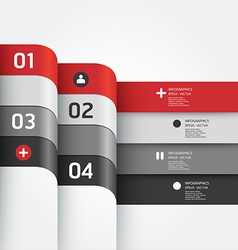 Modern Design template banners vector image vector image