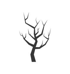 Dry Tree icon Nature design graphic vector image