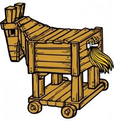 Trojan horse vector