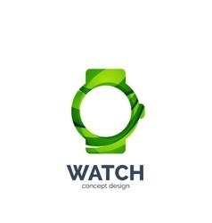 Watch logo vector