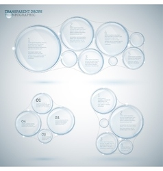 Bubble infographic 02 A copy vector