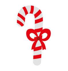 candy canes design vector image