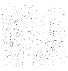 Gray Particles Background vector