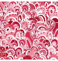Multicolored patterns Stylish backgrounds with vector image vector image