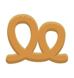 cinamon roll bakey icon design vector image