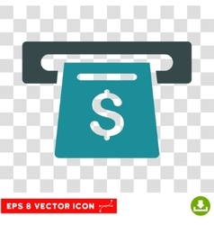 Payment Slot Icon vector image