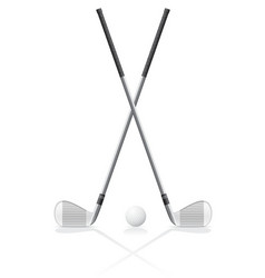 golf 37 vector image vector image