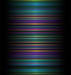 vert neon stripe vector image vector image