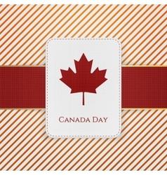 Canada day sale special badge vector