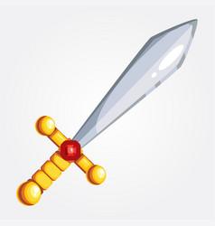 a sword vector image