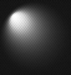 Light flashlight vector image vector image