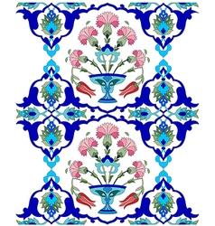 Artistic ottoman pattern series seventy one vector