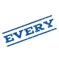 Every Watermark Stamp vector